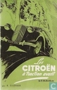 Les Citroën à traction avant