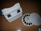 view-master Jim Henson's Muppet Movie gift pak