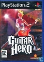 Video games - Sony Playstation 2 - Guitar Hero