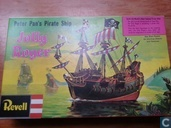 Peter Pan's Pirate Ship Jolly Roger