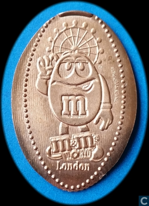 how to get to m&m world london