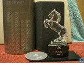 Most valuable item - White stallion on stand