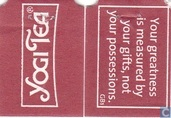 Tea bags and Tea labels - Yogi Tea® - Bedtime