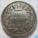 United Kingdom 1 shilling 1853