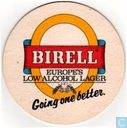 Birell Europe's Low Alcohol Lager Going one better