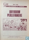 Comic Books - Jeremy and Frankie - Juffrouw Perlefinneke