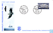 Postage Stamps - Greenland - 250 years Paamiut