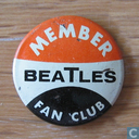 Pins and buttons - Seltaeb - Member Beatles fan club