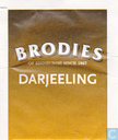 Tea bags and Tea labels - Brodies - Darjeeling