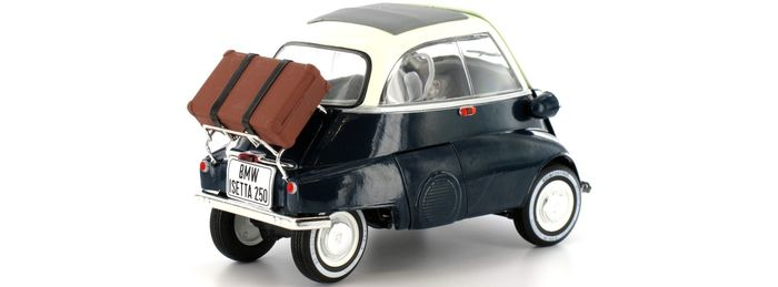 revell scale 1 18 bmw isetta 250 catawiki. Black Bedroom Furniture Sets. Home Design Ideas