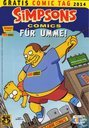 Simpsons Comics für Umme!