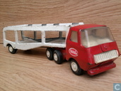 Voitures miniatures - Tonka - Tiny Tonka Car Carrier