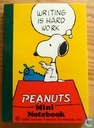 Peanuts Mini Notebook