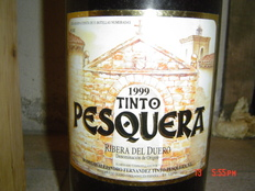 1999 Pesquera grand reserva - 1 bottle of 5 Ltrs