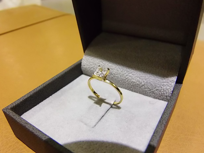 bague or taille 70