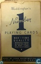 Waddington's number one playing cards