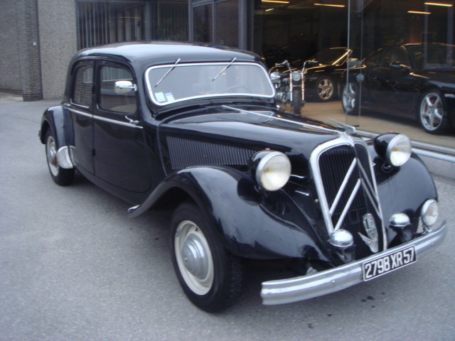 citroen traction avant 15 6 1951 catawiki. Black Bedroom Furniture Sets. Home Design Ideas