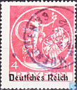 Overprint type I on stamps of Bavaria
