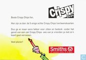 Beste Crispy Chips fan