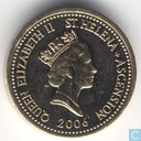 Saint Helena and Ascension Island 1 pound 2006