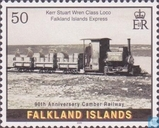 90 years Camber railway