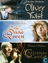 Oliver Twist + The Snow Queen + A Christmas Carol
