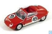 Abarth 700 Spyder, No.49 Le Mans 1961 Vinatier(Jr) - Zeccoli