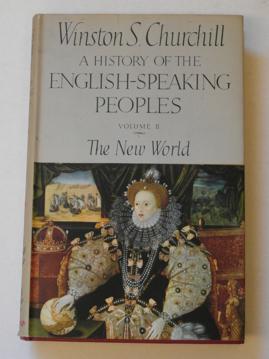 HISTORY OF THE ENGLISH SPEAKING PEOPLES : VOLUME 22.
