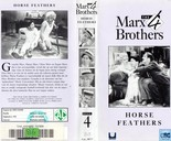 DVD / Video / Blu-ray - VHS videoband - Horse Feathers