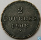 Guernsey 2 doubles 1908