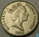 Salomon Islands 10 cents 1993