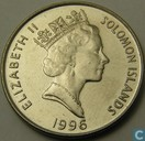 Salomon Islands 10 cents 1996