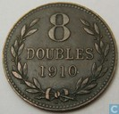 Guernsey 8 doubles 1910