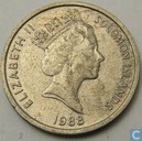 Salomon Islands 5 cents 1988