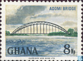 Of Adomi Bridge, volta river