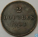 Guernsey 2 doubles 1906