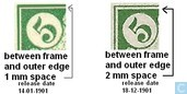 Postage Stamps - Finland - 5 Green
