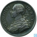 Great Britain (UK) accession of George III 1760
