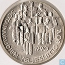 "Finland 100 markka 1990 ""50th  Anniversary of Disabled War Veterans Association"""