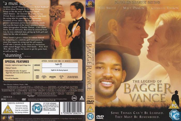 TIFFANY: The legend of the bagger vance