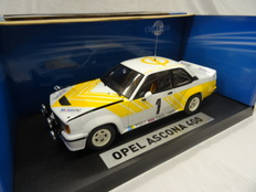 Sun Star - Scale 1/18 - Opel Ascona 400 # 1 Created by Cars en Co - Limited 1000 Pieces