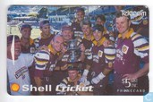 Shell Cricket, Northern Districts, Shell Cup winners 1994/95