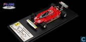 Ferrari 312 T4 F1 World Champion Signed by Jody Scheckter 1979 - Limited Edition: 750 sets