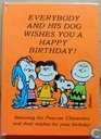 Everybody and his dog wishes you a happy birthday