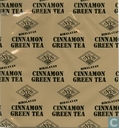Tea bags and Tea labels - NVS - Cinnamon Green Tea