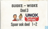 Comic Books - Willy and Wanda - Suske en Wiske Unox/Smac 3