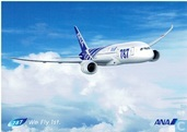 ANA - All Nippon Airways / Boeing 787