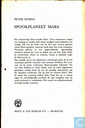 Books - Miscellaneous - Spookplaneet Mars