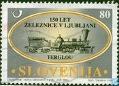 150 years of rail link Ljubljana