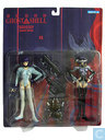 Kusanagi Motoko Action Figure Twin Pack